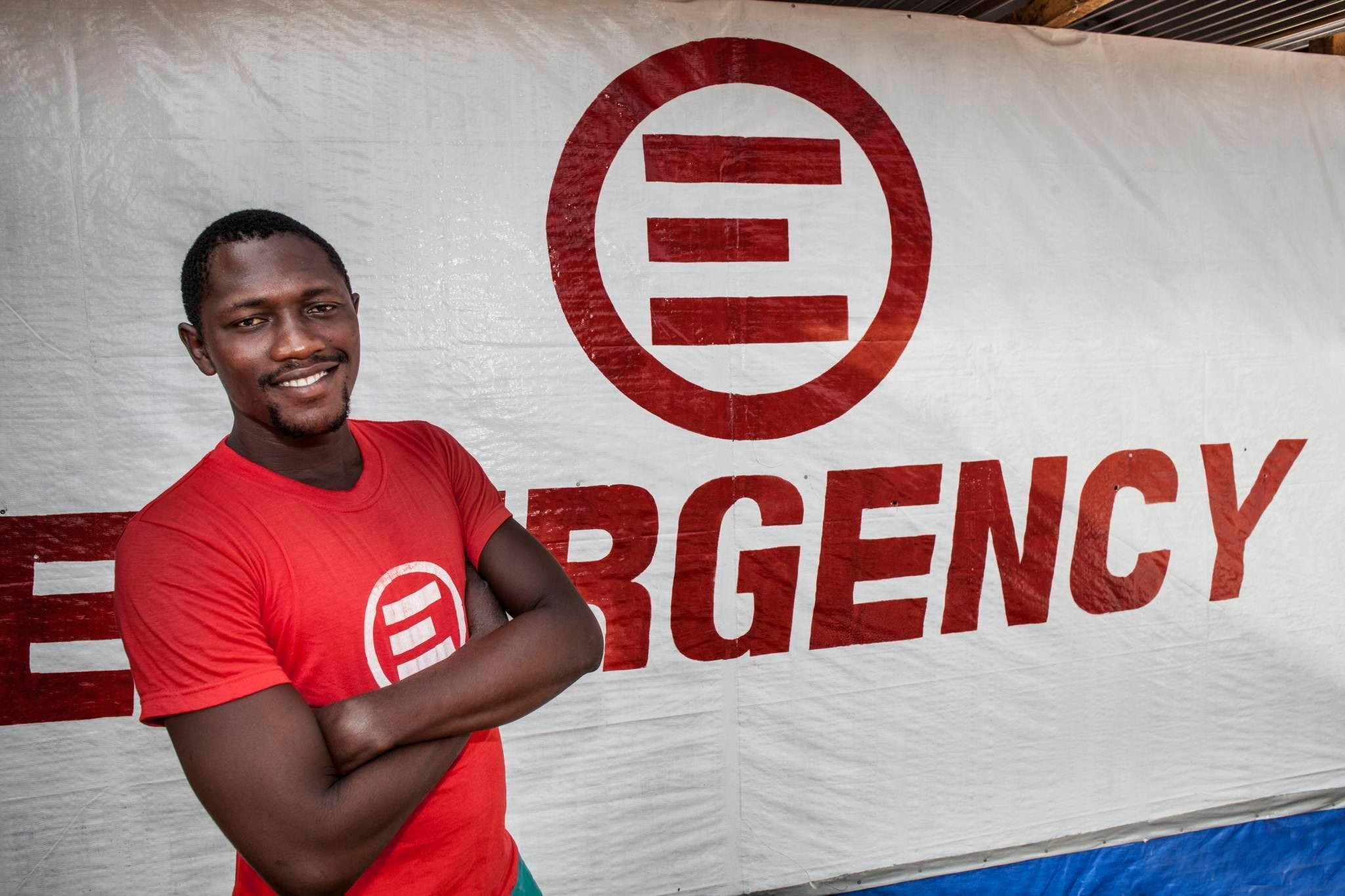MEET EMERGENCY'S EBOLA FIGHTERS: JAKOB
