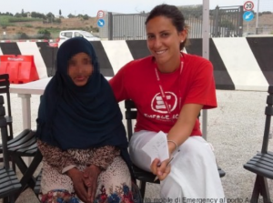 How did you help us in 2015 Refugees Migrants photo