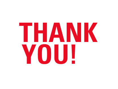 How did you help us in 2015 Thank You