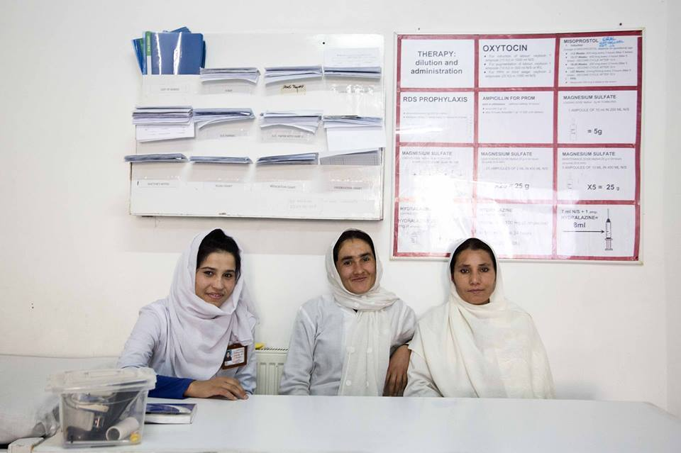 "Afghanistan: ""I Would Like To Be A Nurse. I've Already Learned Some English Words At School."""