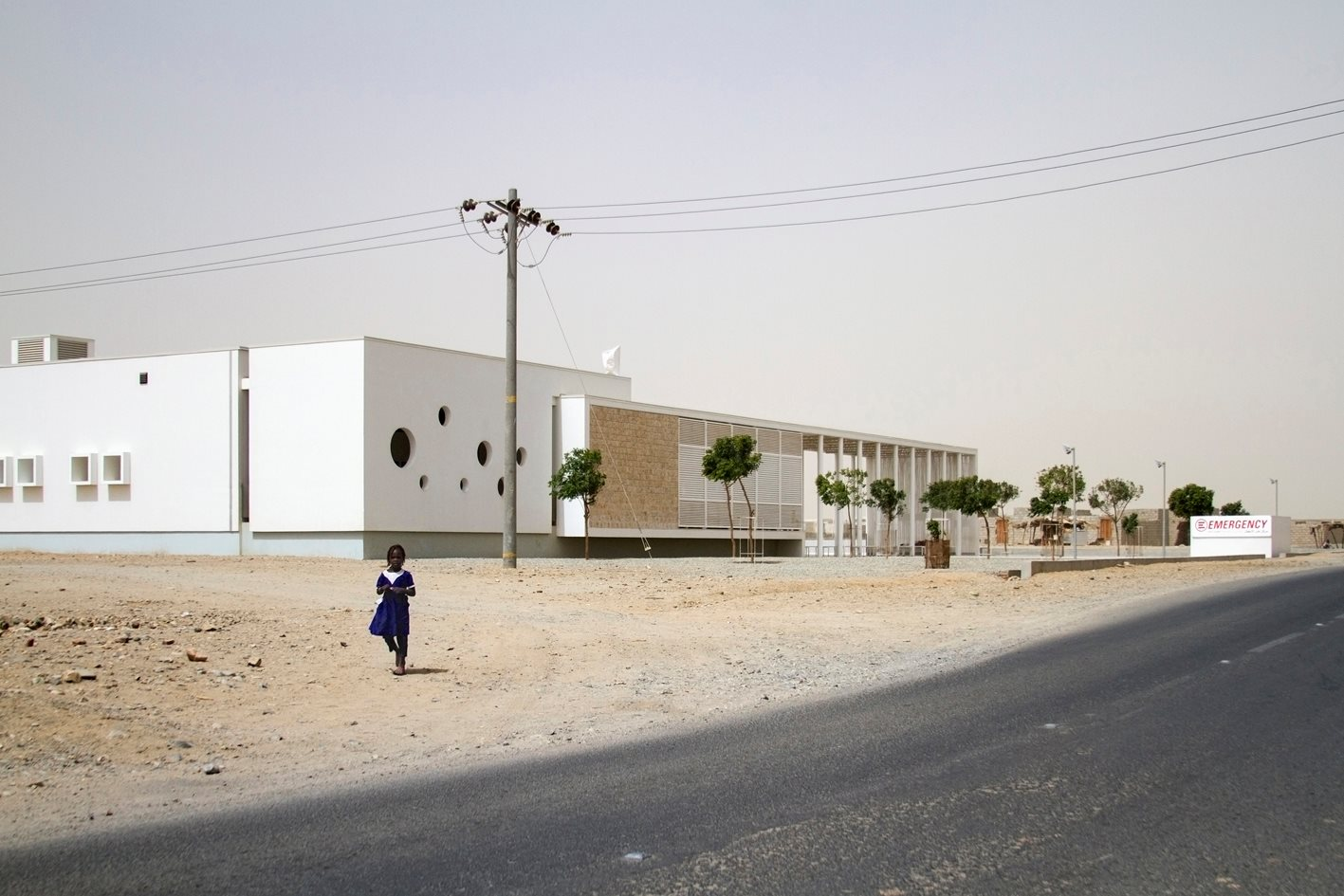 EMERGENCY's Port Sudan Paediatric Centre Awarded The Zumbotel Group Award In London