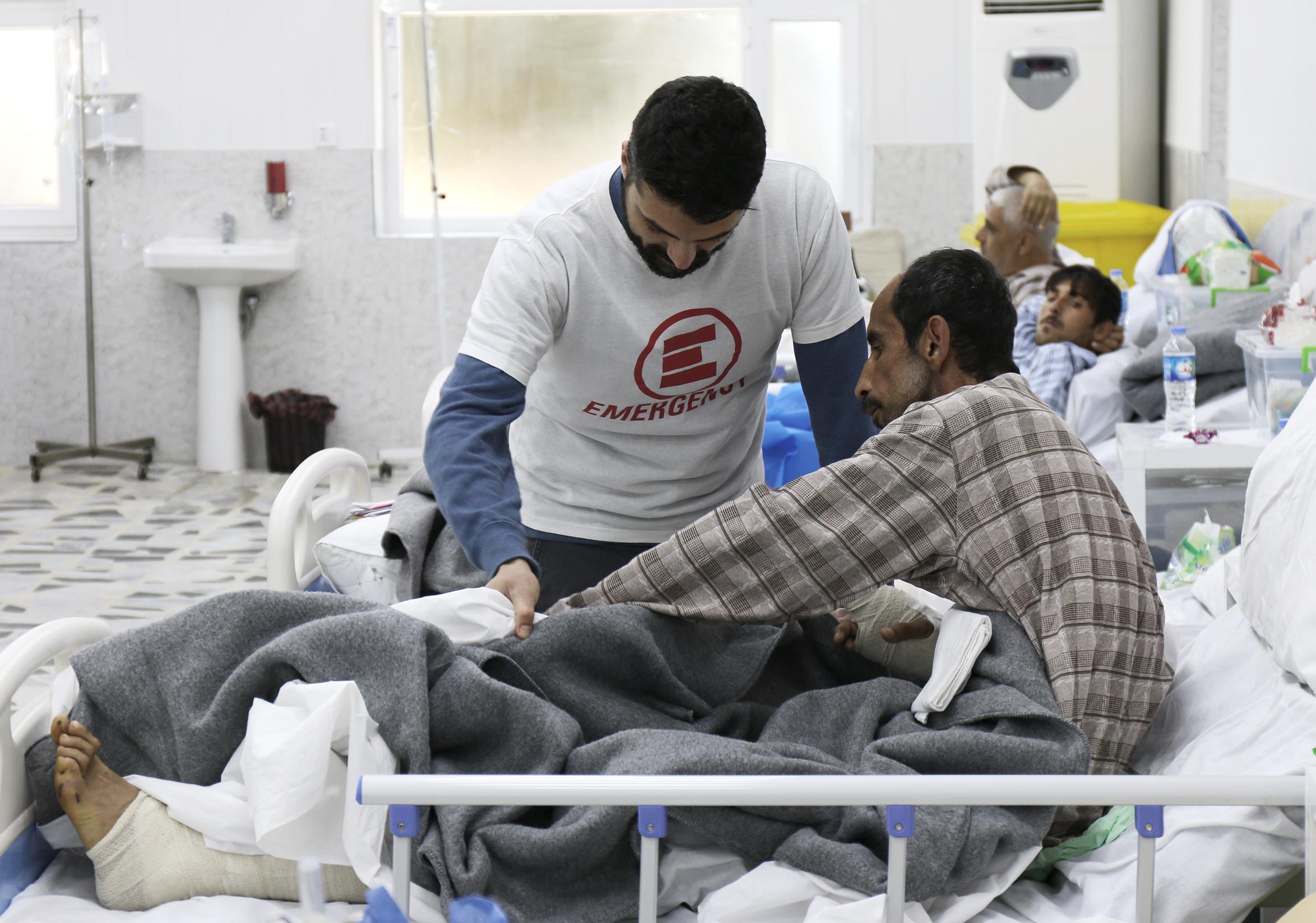 Iraq: Civilian Casualities In Mosul