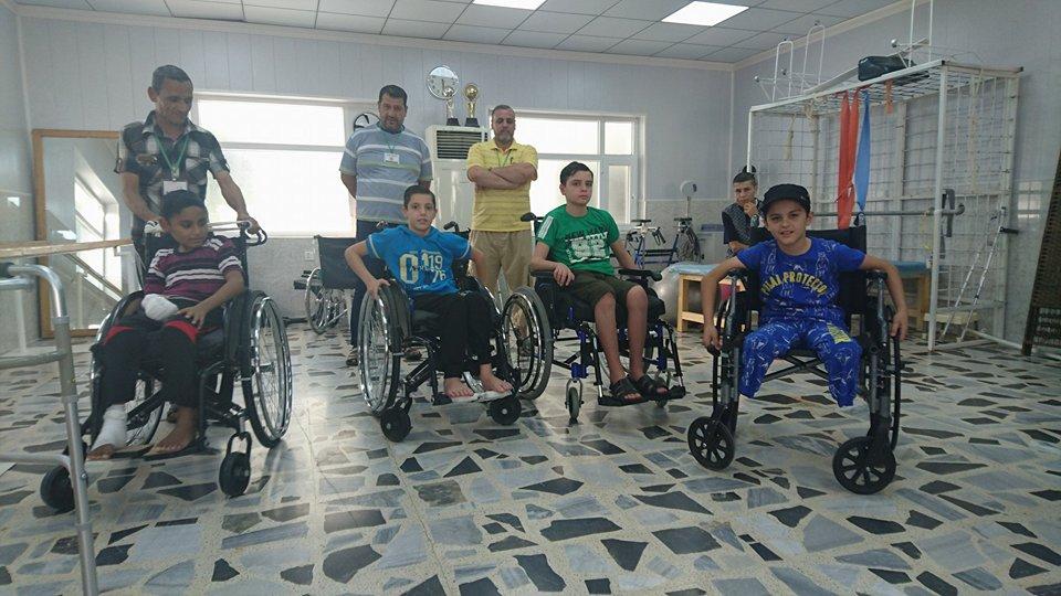 Iraq: Rayyan And Abdul