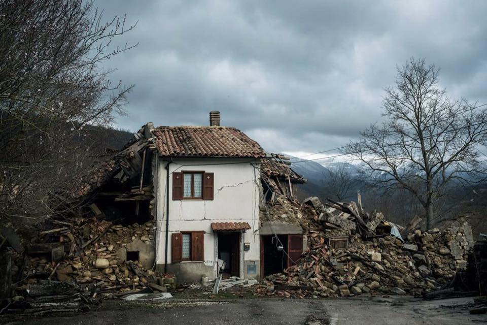Italy: Life After The Earthquake In Teramo