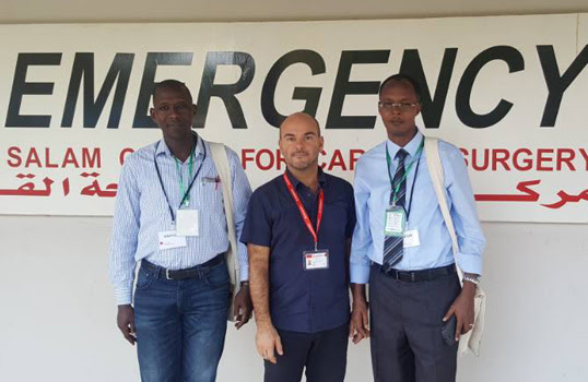 EMERGENCY Takes Part In African Cardiology Conference