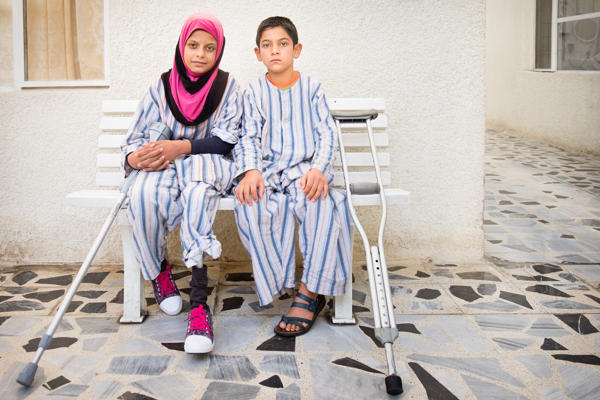 They Are Both 13 And Come From The Same City – Mosul