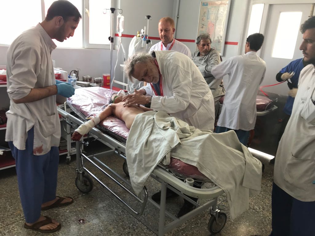 Afghanistan: At Least 26 Dead In Kabul Suicide Bombing
