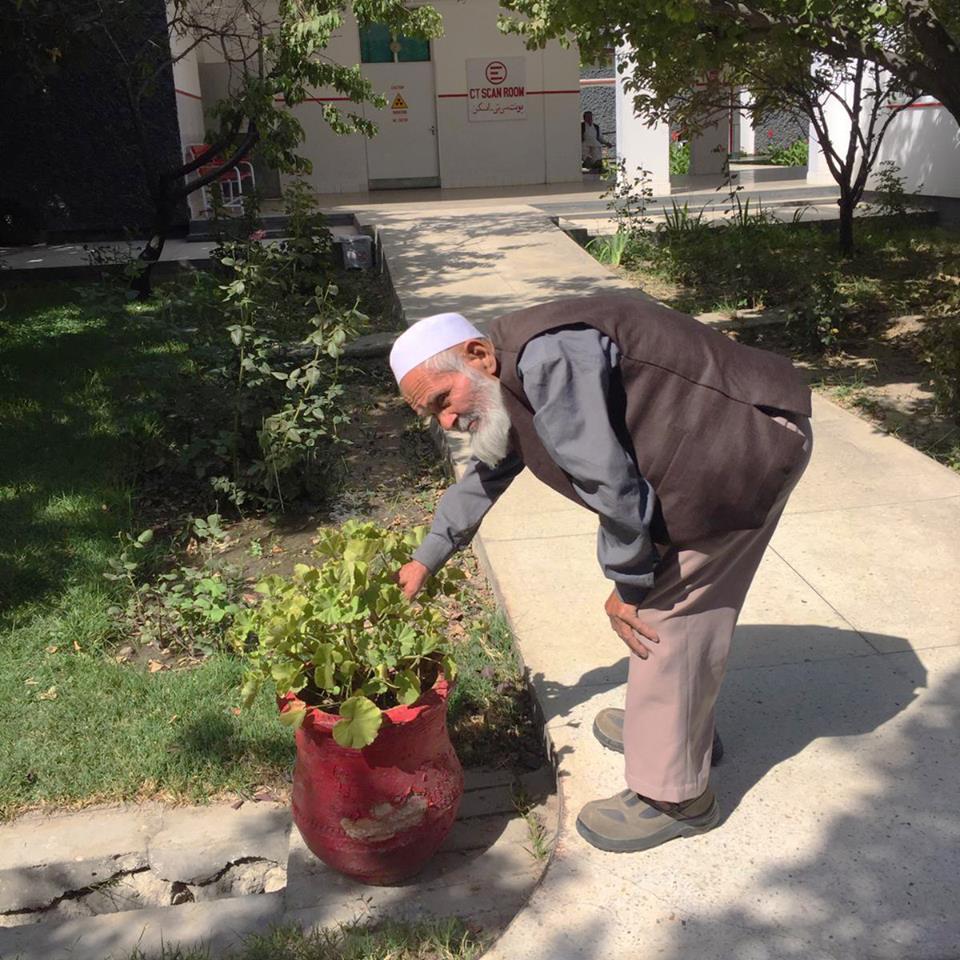 Afghanistan: 'Grandpa' Akbar Was A Legend
