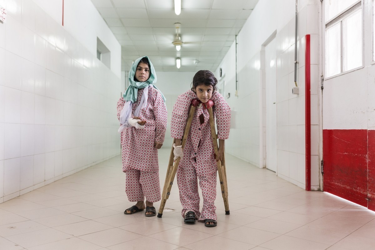 Afghanistan: More In Common Than Just Their Pyjamas