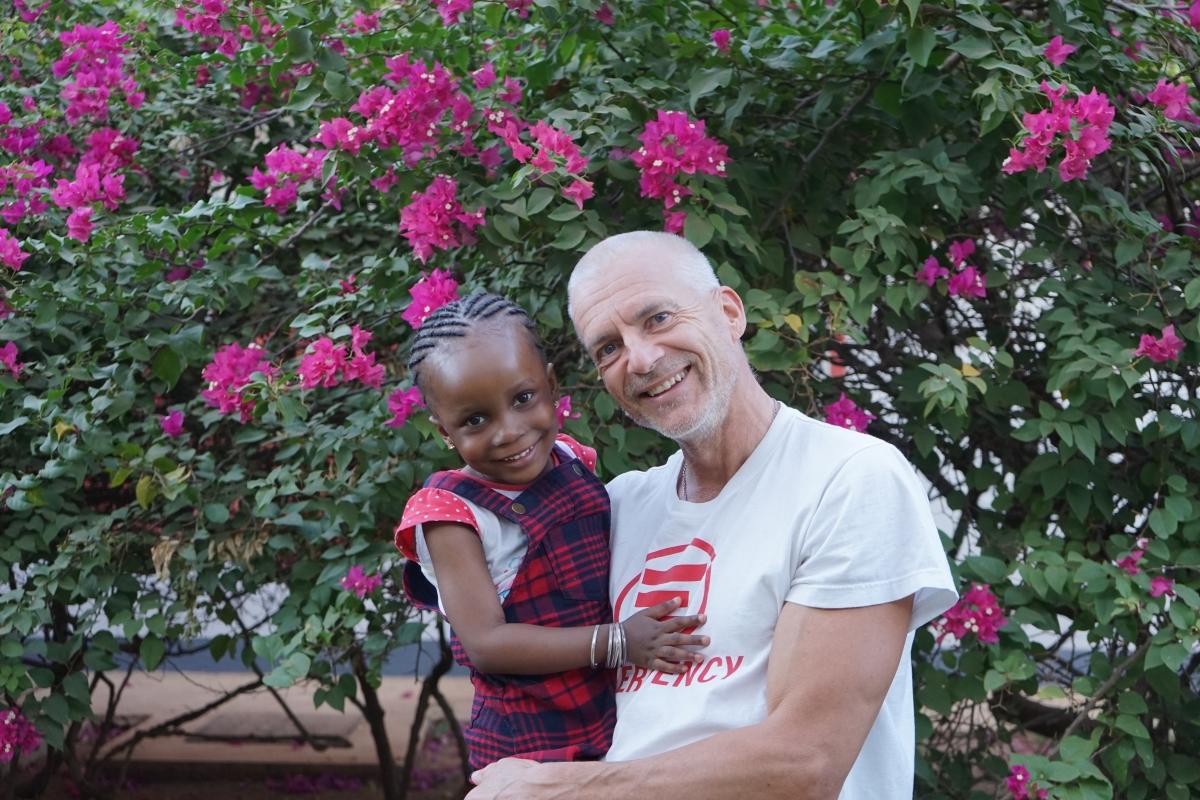 "Sudan: ""I Am Just So Happy – And So Grateful"""