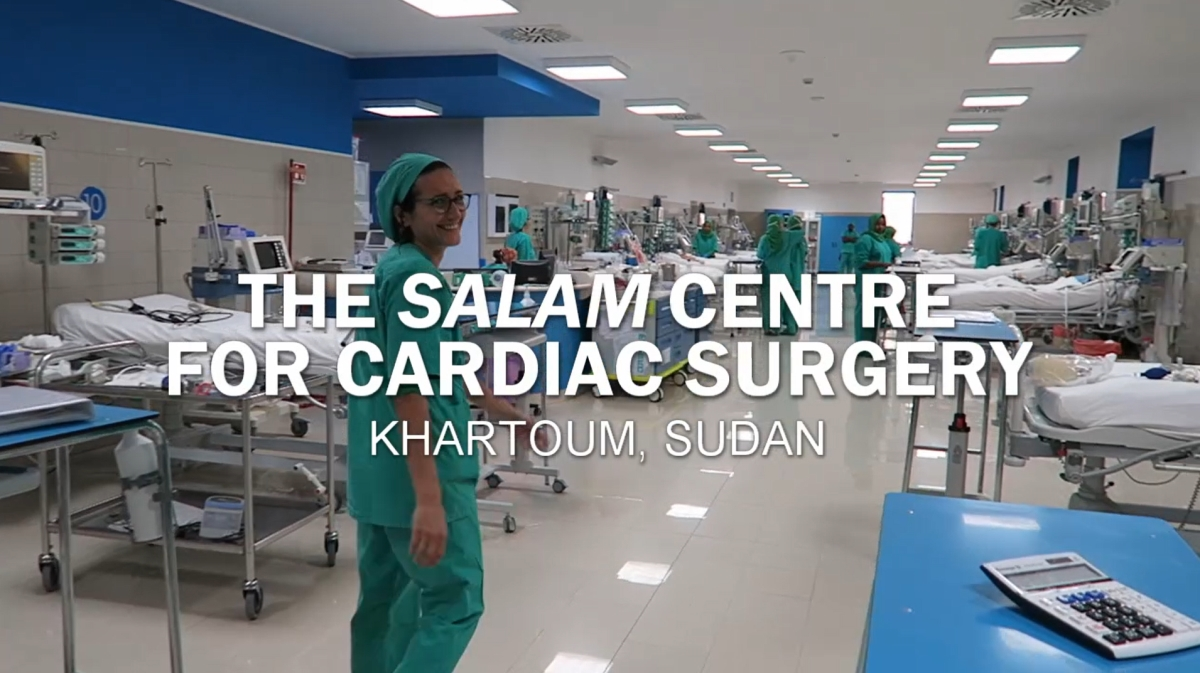 Sudan: The Salam Centre For Cardiac Surgery Turns 12 Today!