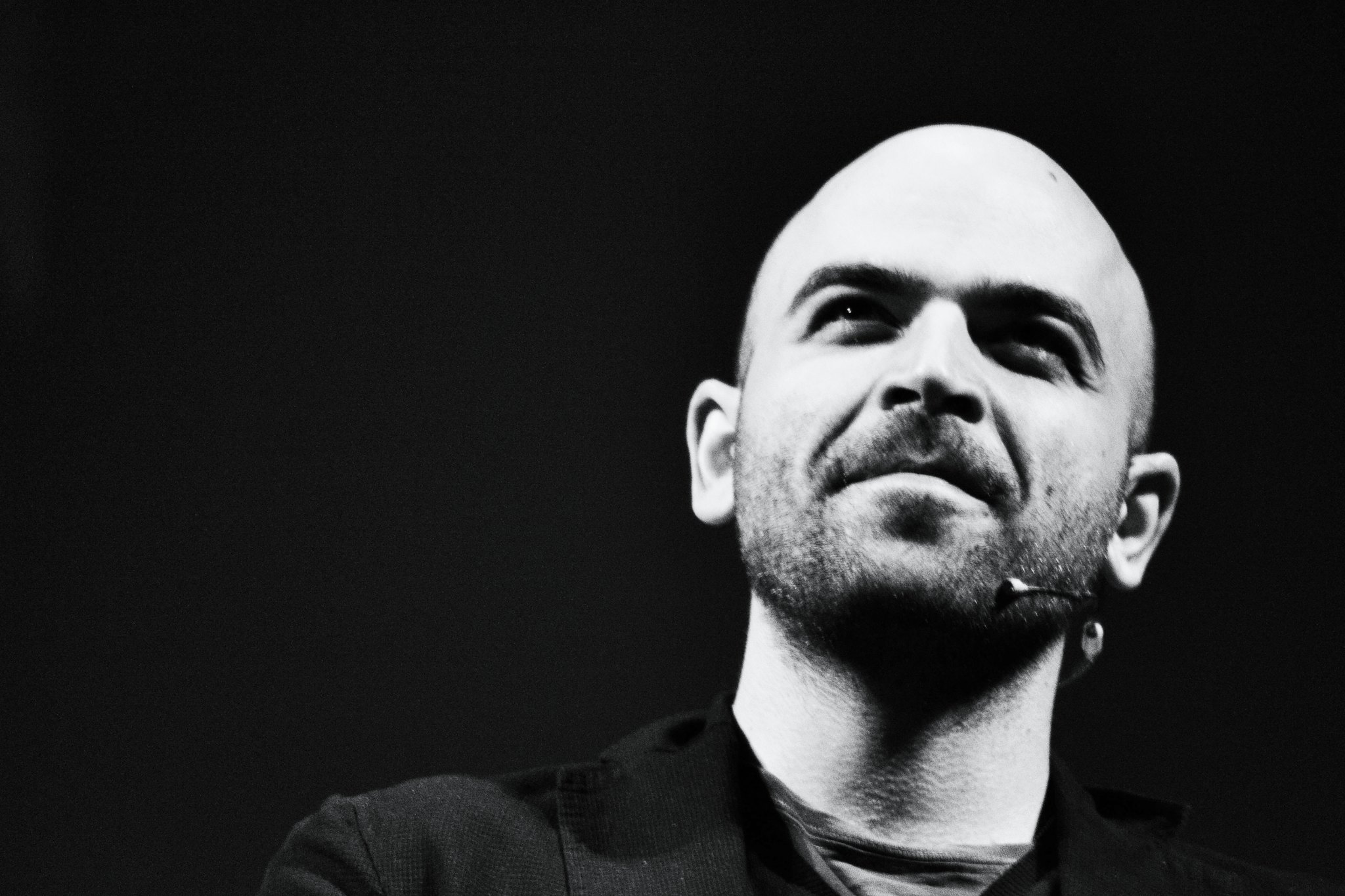 Event: Roberto Saviano With Emergency USA: Migration And NGOs
