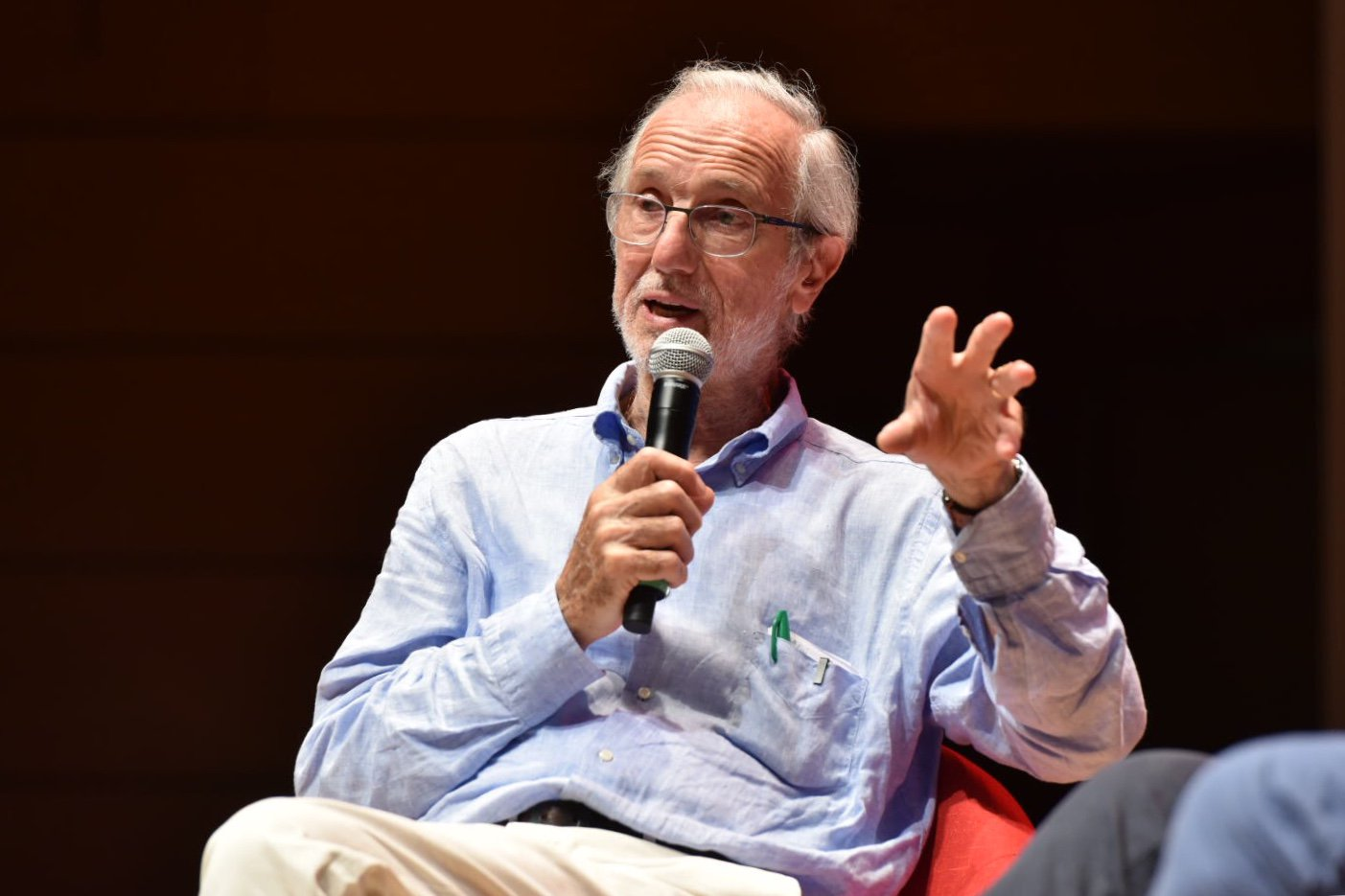 Renzo Piano, At Our 18th Annual Meeting