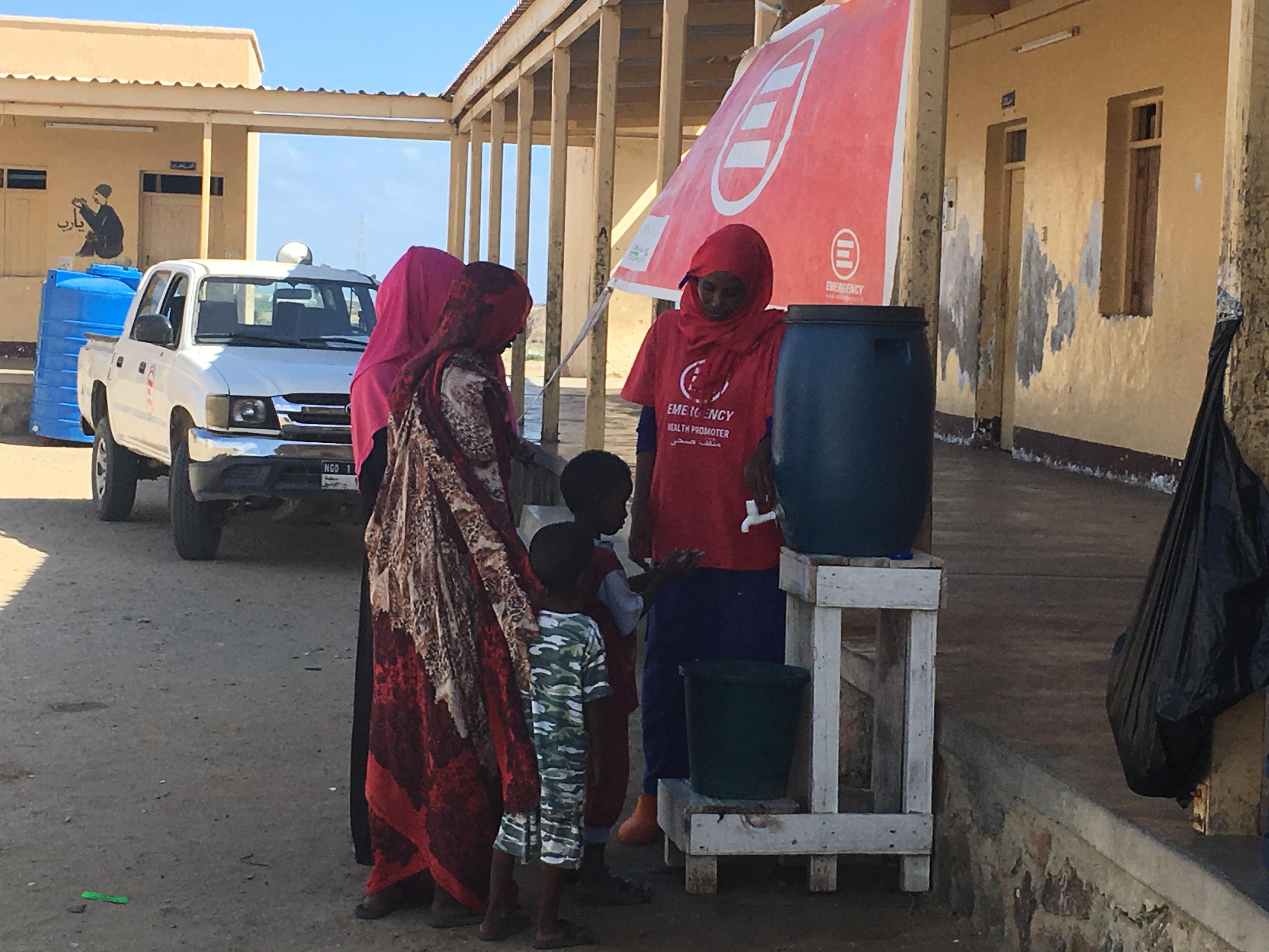 Port Sudan: A Typical Saturday