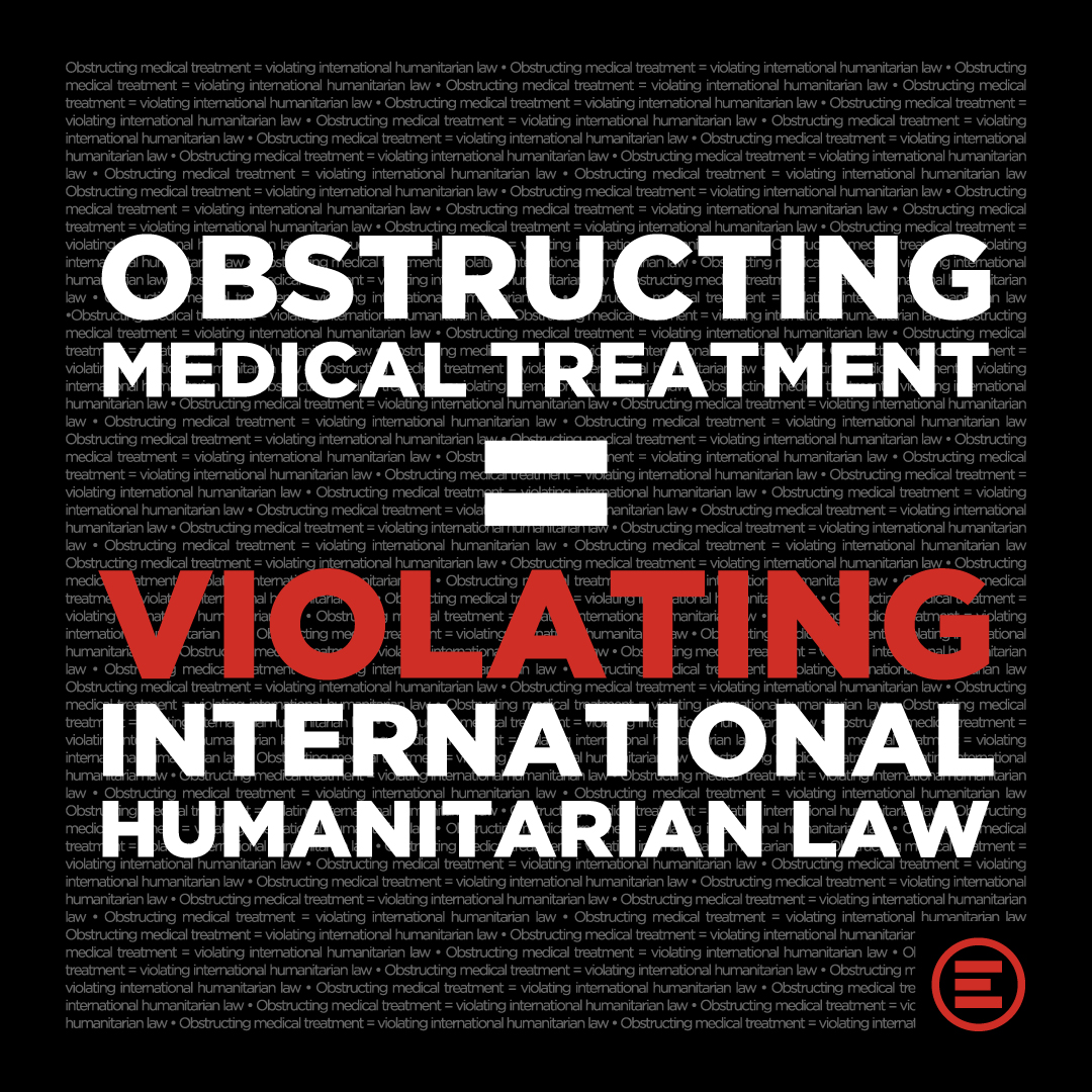 AFGHANISTAN. ARMED RAIDS OF EMERGENCY FACILITIES VIOLATE INTERNATIONAL HUMANITARIAN LAW.