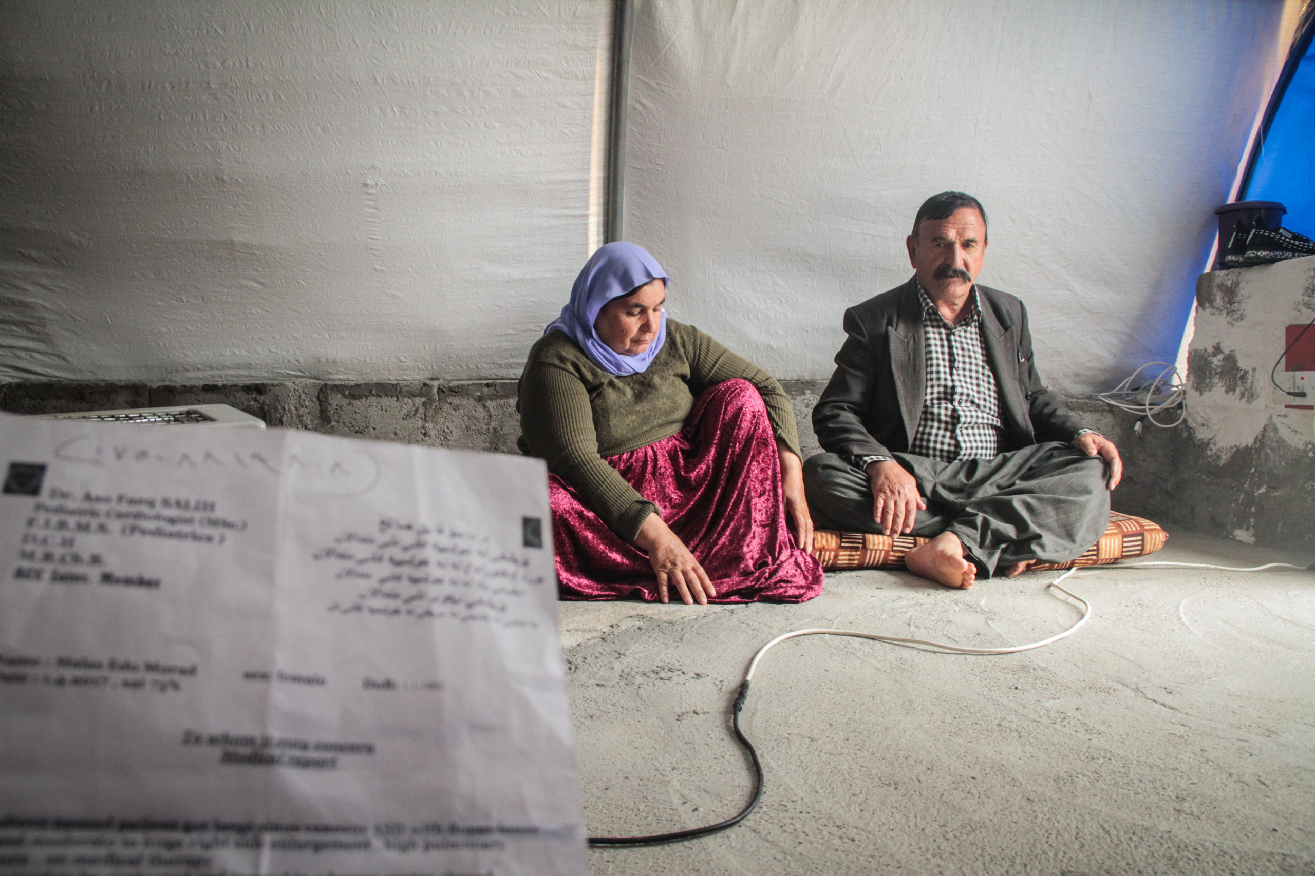 Iraq: We Left Everything Under The Ruins